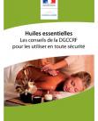 Guide d'utilisation des huiles essentielles (DGCCRF)